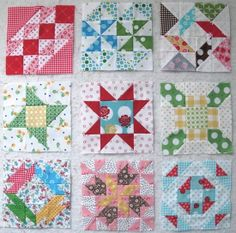 Bee In My Bonnet: My Farmers Wife Quilt is Finished!!!...