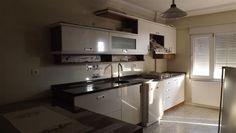 YSG Emlak - Yalçın ŞEKERCİLER Kitchen Cabinets, Home Decor, Decoration Home, Room Decor, Cabinets, Home Interior Design, Dressers, Home Decoration, Kitchen Cupboards