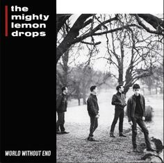 Mighty Lemon Drops - World Without End Album 1988