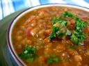 Recipe: Spicy Cashew Tomato Soup :: Edward Espe Brown :: Culinate