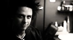 Billie Joe absolutely adorable ^-^