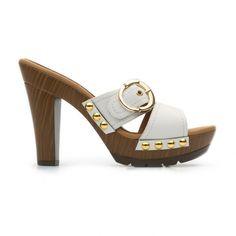 01904 - Blanco #shoes #zapatos #fashion #moda #goflexi #flexi #clothes #style #estilo #summer #spring #primavera #verano