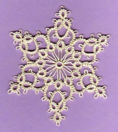 Tatted Snowflakes Collection - Jon Yusoff - Picasa Web Albums