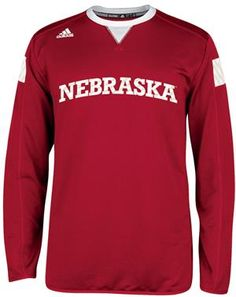 adidas Northwestern Wildcats Youth Sideline Razor L//S Shirt