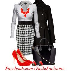 """Office"" by missred76 on Polyvore"