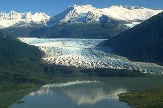Juneau Alaska | Mendenhall Glacier Juneau Alaska