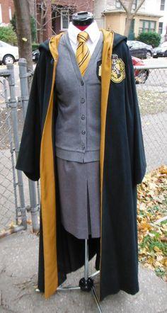 Image result for hufflepuff uniform