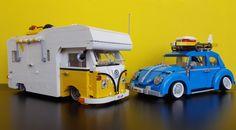 https://flic.kr/p/KnHirg | Lego Bulli Camper 10220_10
