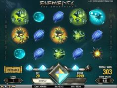 Elements The Awakening Video Slot Redbet Casino Slot Machine, News Games, Awakening, Christmas Bulbs, Symbols, Entertaining, Holiday Decor, Youtube, Fun