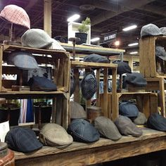 Goorin Brothers - caps for sale!