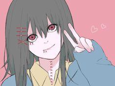 Juuzou Suzuya from Koko ghoul edition —hope you enjoy @DaraenSuzu