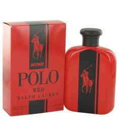 Polo Red Intense by Ralph Lauren Eau De Parfum Spray 4.2 oz (Men)