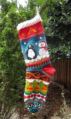 Ravelry: spindleknitter's Apol's stocking