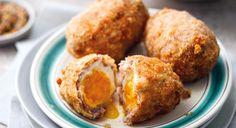 Scotch eggs   recipe via Lidl