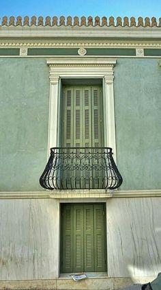 Greece Travel Inspiration - Athens, Metaxourgeiou str.