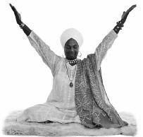 Kundalini Yoga Meditation: Old Gypsy Way of Calling on the Spirit. This meditation can be found in I am a Woman: Essential Kriyas for Women in the Aquarian Age, available through kriteachings.org.