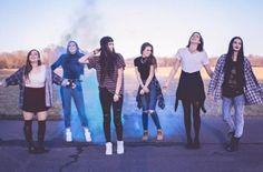Amy, Danielle, Lauren, Christina, Katherine, Lisa CIMORELLI