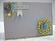 Love Your Style Card by @Joanna Kim Campbell McBride