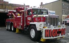 Highpoint Towing on IHC.