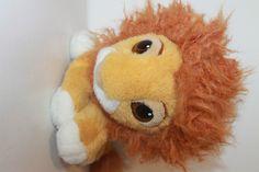 Simba , lion king Stofftier, König der Löwen, Mattel
