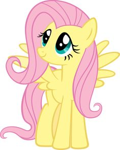 Fluttershy really is adorable