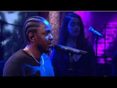 Watch Kendrick Lamar Perform 'To Pimp A Butterfly' on The Colbert Report - Just Random Things