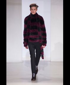 John Lawrence Sullivan Fall / Winter 2014