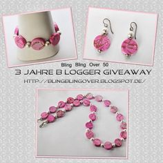 Giveaway 3 Jahre Blogger