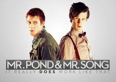 Mr. Pond & Mr. Song