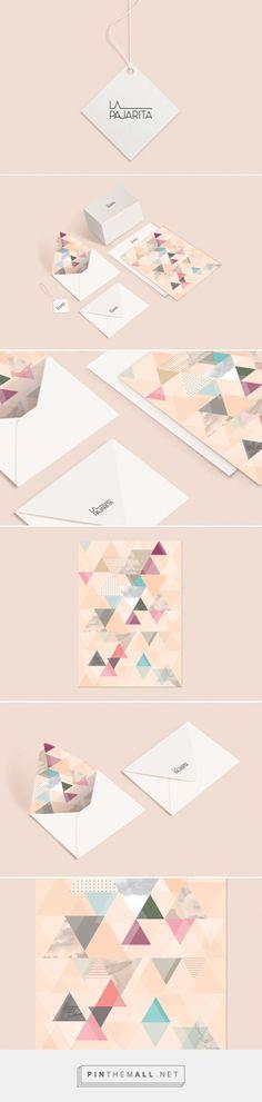 La Pajarita Branding by Maria Hdez on Behance | Fivestar Branding – Design and Branding Agency & Inspiration Gallery