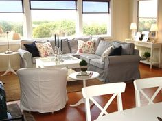 Stunning One of a Kind Living Rooms by Judith Balis Interiors ...
