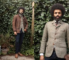 Get this look: http://lb.nu/look/8108948  More looks by Dualleh Abdulrahman: http://lb.nu/dualleh  #style #preppy #vintage #beard #dapper #menswear #menstyle #thrift #afro