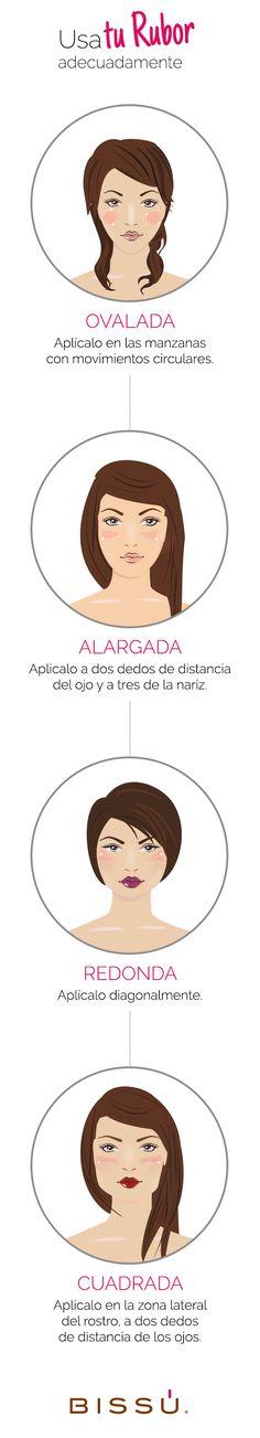 ¿Sabes cómo aplicar correctamente el rubor? http://tiendaweb.bissu.com/rostro/27-rubor-profesional.html