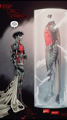 Jason Todd in Red Hood and the Outlaws #3