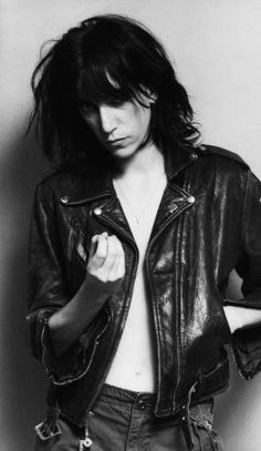 Patti Smith, 1976