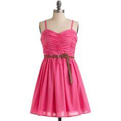 Fro Yo Making Dress in Sprinkles Please (360 SEK) ❤ liked on Polyvore featuring dresses, vestidos, pink, short dresses, women, stretch mini dress, pink mini dress, pink dress, stretch dress and ruched mini dress