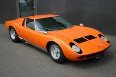 Lamborghini Muira S 1972