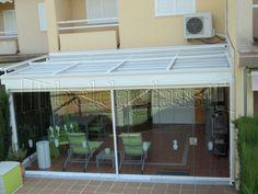 1000 images about terrazas on pinterest porches patio - Cerrar una terraza ...