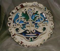 Slab, coil Construction Sculpture Lessons, Art Studios, Dawn, Harvest, Teacher, Pottery, Clay, Construction, Plates
