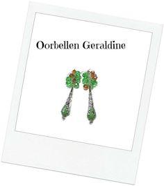 Oorbellen Geraldine