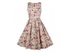 Dámské šaty Dolly and Dotty v populárním retro stylu si zamilujete!