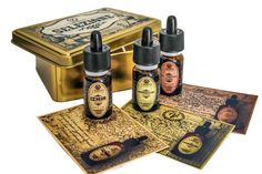 Selezione collection — organic tobacco extracts.