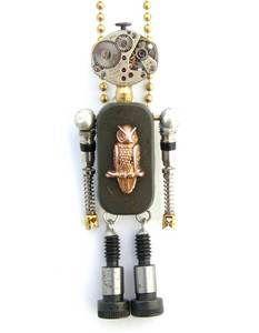 Image of Babybot--Owl