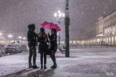 Torino sotto la neve - foto di Valerio Minato  #torino #snow