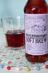 Marks and Spencers Blackcurrent Soft Brew