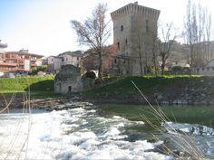 Fiume Tevere - Pretola, Perugia