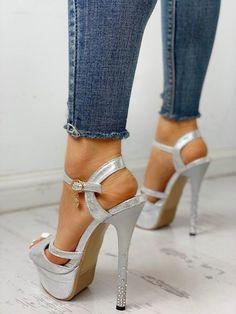 Purple High Heels, Hot High Heels, Platform High Heels, Sexy Heels, Womens High Heels, Stiletto Heels, Super High Heels, Stilettos, Pantyhose Heels