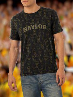 "Baylor Bears ""Fanouflage"" T-shirt"