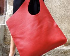 NEW Genuine Leather Amber Bag / High Quality Tote by Aakasha