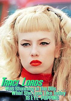 Traci Lords Was Stunning in the 80s.. But What She Looks Like Today is Incredible